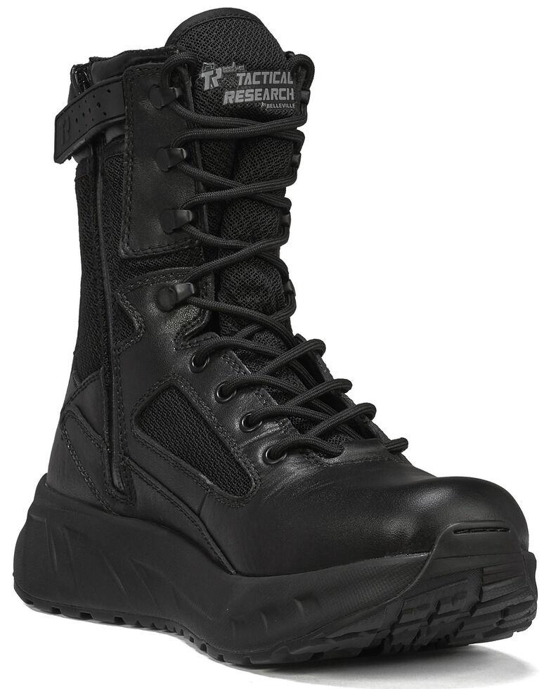 Belleville Men's MAXX Maximalist Tactical Boots, Black, hi-res