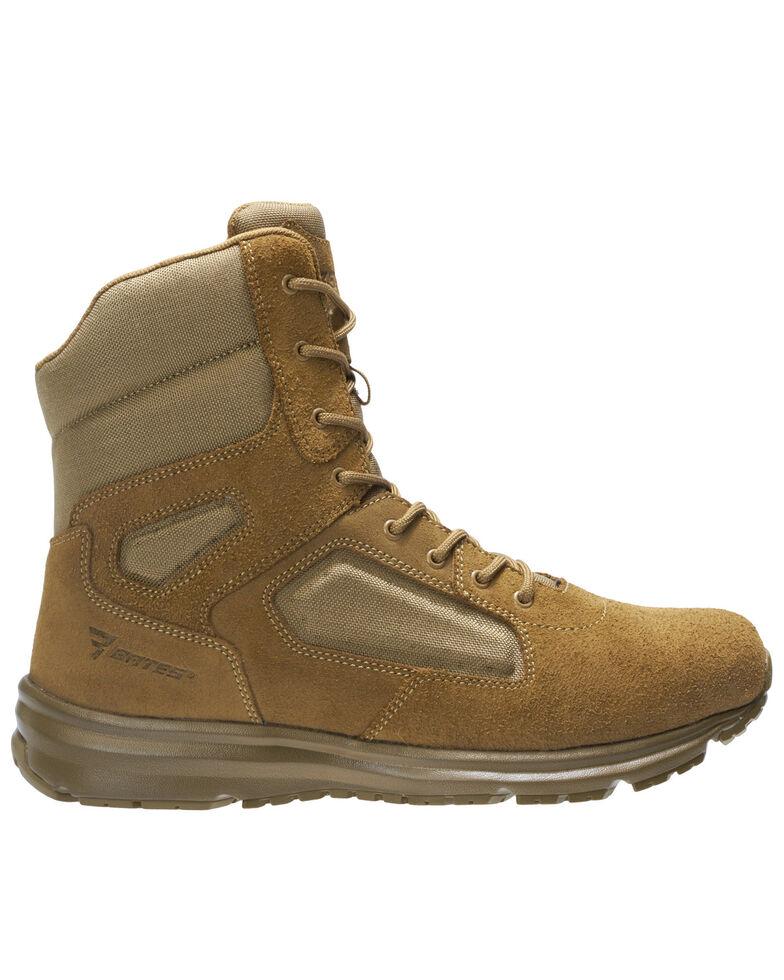 Bates Men's Raide Hot Weather Work Boots - Soft Toe, Tan, hi-res