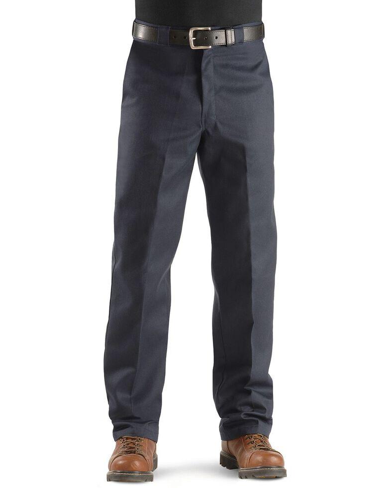 Dickies Men's Original 874 Work Pants, Navy, hi-res