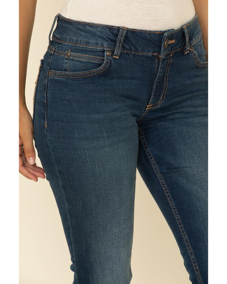 Wrangler Retro Women's Medium Wash Taylor Mae Skinny jeans, Blue, hi-res