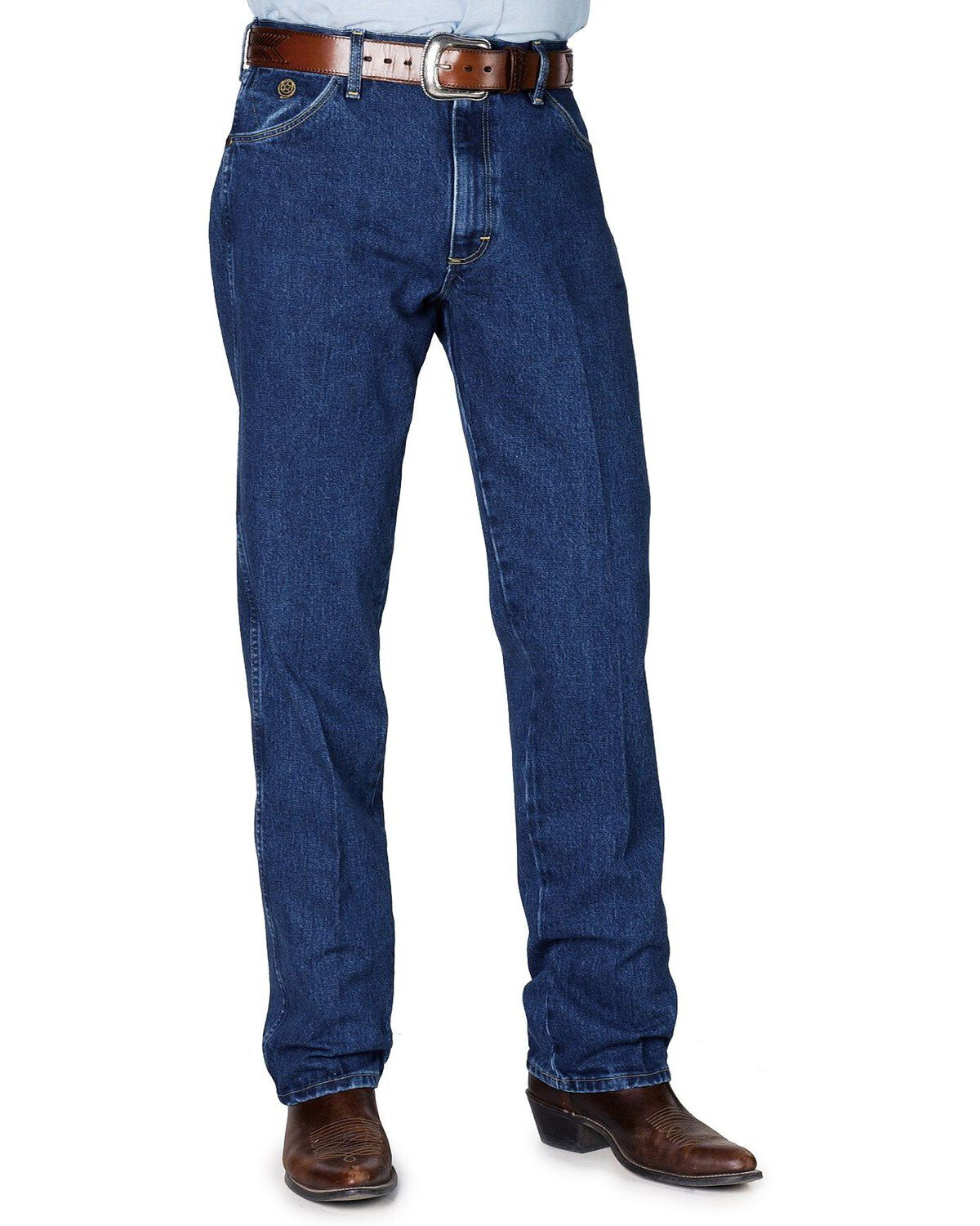 PRE-OWNED George Blue Straight Leg Demin Jeans Size 1 1//2 2 Years