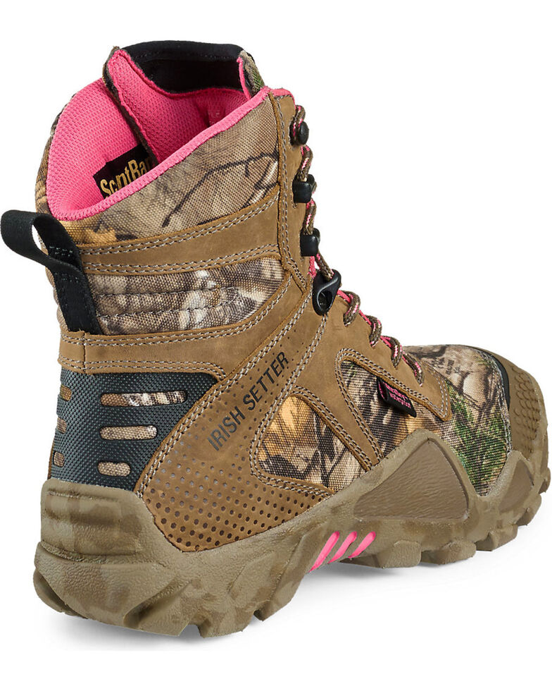 ab1a6100c65f Irish Setter by Red Wing Shoes Women s Vaprtrek Realtree Xtra Waterproof  Boots