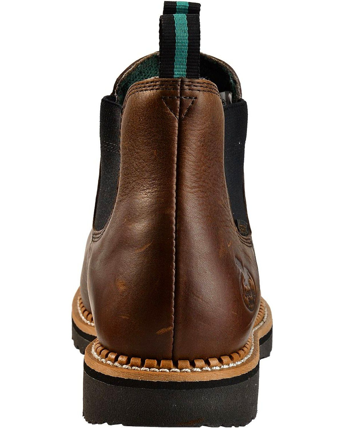 casual slip on boots