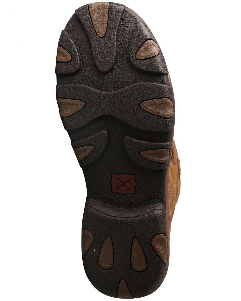"Twisted X Men's 11"" Waterproof Hiker Boots, Brown, hi-res"