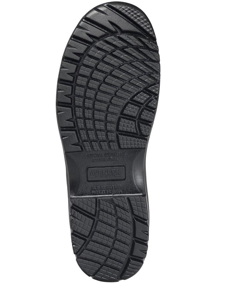 Avenger Women's Foreman Pull-On Work Boots - Composite Toe, Tan, hi-res