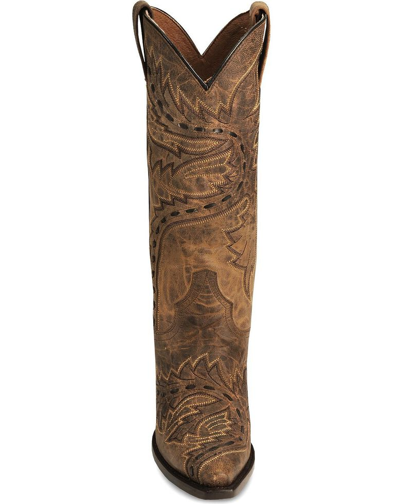 23ef7500e49 Dan Post Sidewinder Mad Cat Cowgirl Boot - Snip