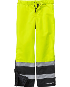 Timberland PRO Men's Work Sight High-Visibility Insulated Pant, Multi, hi-res