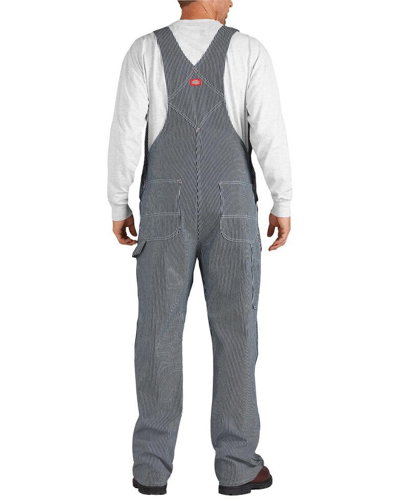 Dickies ® Hickory Stripe Overalls - Big & Tall, Denim, hi-res