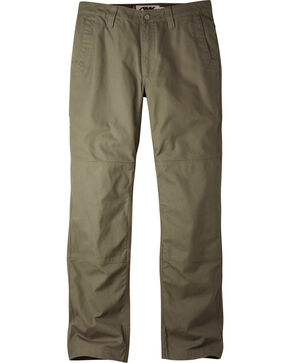Mountain Khakis Men's Pine Green Alpine Utility Pants - Slim Fit , Green, hi-res