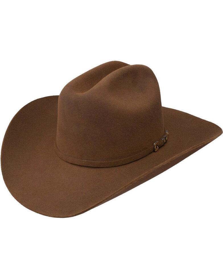 8b290289f00a7 6X Added Money By Resistol George Strait Western Hats  Resistol George  Strait 6X San Saba Cowboy Hat