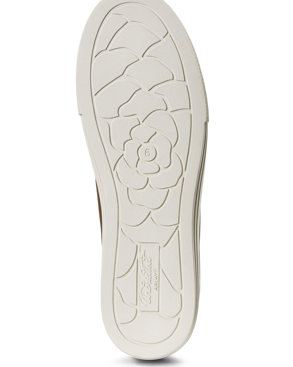 Ariat Women's Unbridled Isabella Slip-On Shoes, Cognac, hi-res