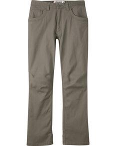 Mountain Khakis Men's Brown Camber 104 Hybrid Straight Pants , Brown, hi-res