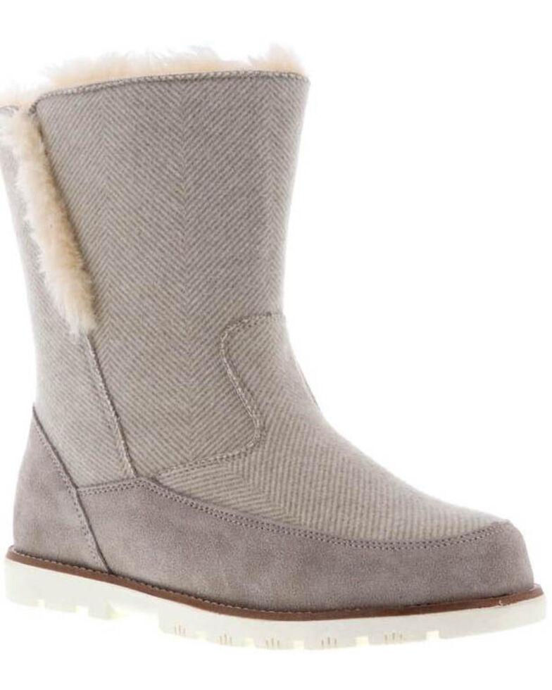 Lamo Women's Brighton Boots - Moc Toe, Sand, hi-res