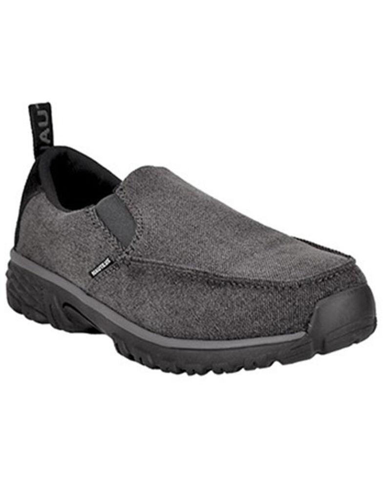 Nautilus Women's Breeze Work Shoes - Alloy Toe, Grey, hi-res