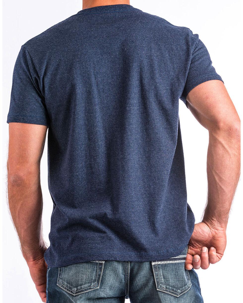 Cinch Men's Logo Short Sleeve Tee, , hi-res