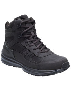 Wolverine Men's Yukon Carbonmax Work Boots - Composite Toe, Black, hi-res