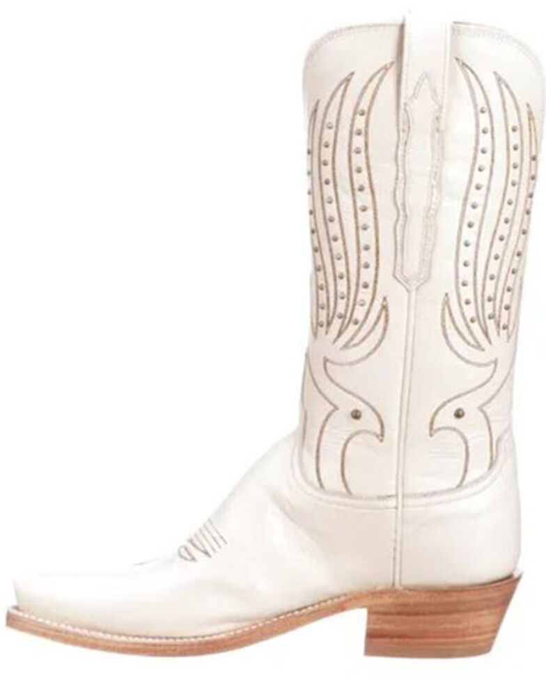 Lucchese Women's Wheat Camilla Western Boots - Snip Toe, Wheat, hi-res