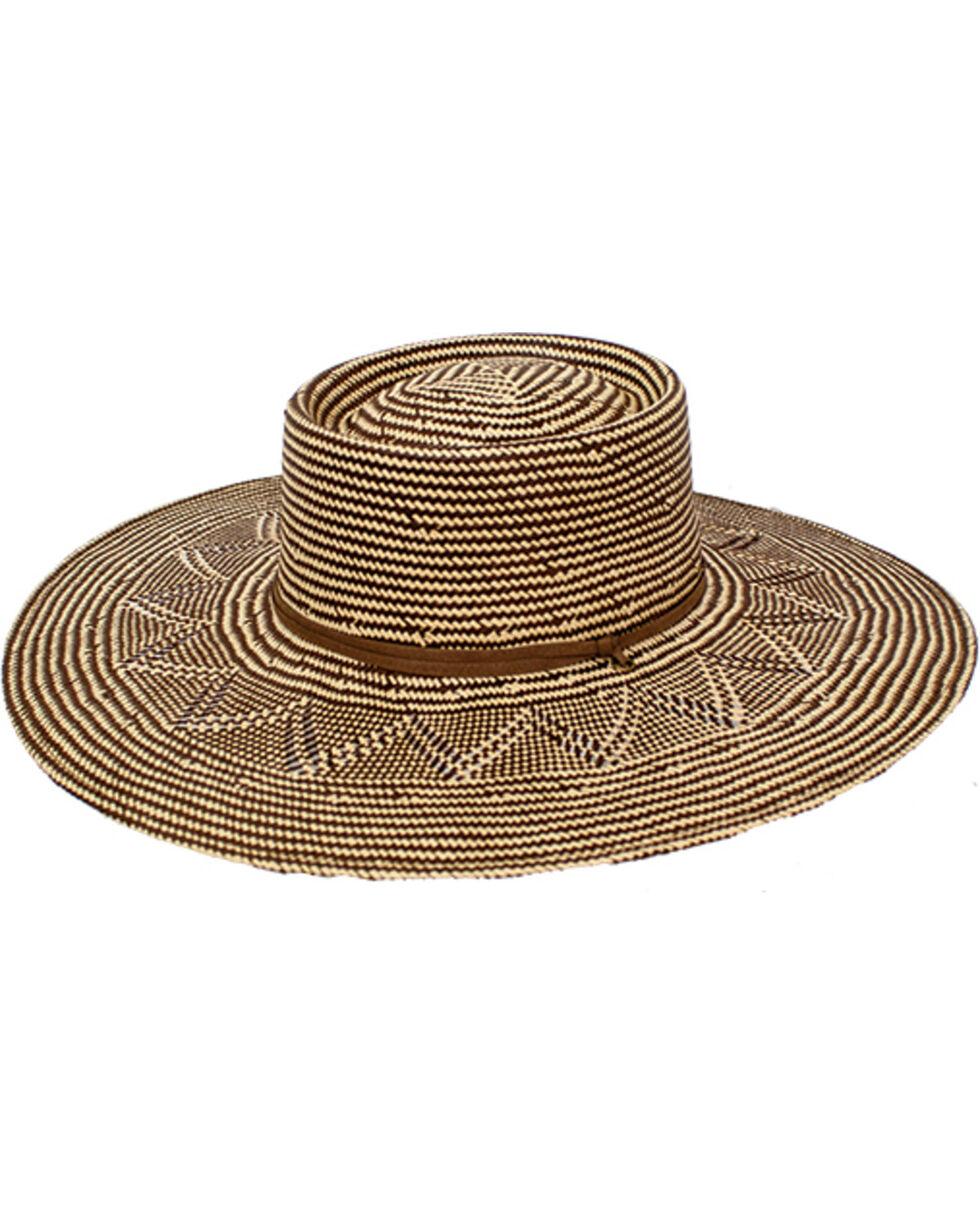 Peter Grimm Women's Joani Sun Hat , Brown, hi-res