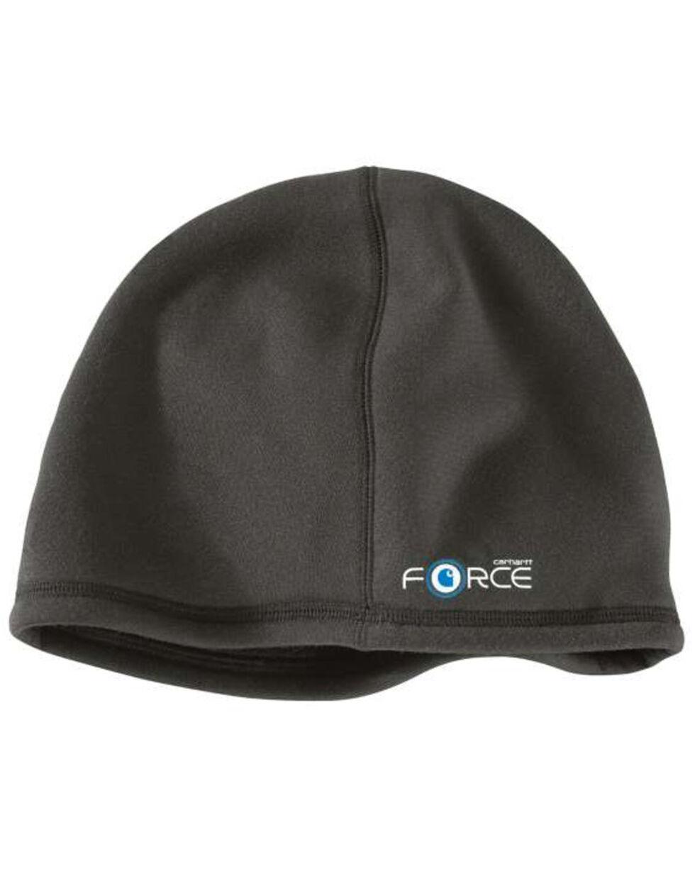 Carharrt Force Men's Lewisville Knit Work Hat , Grey, hi-res