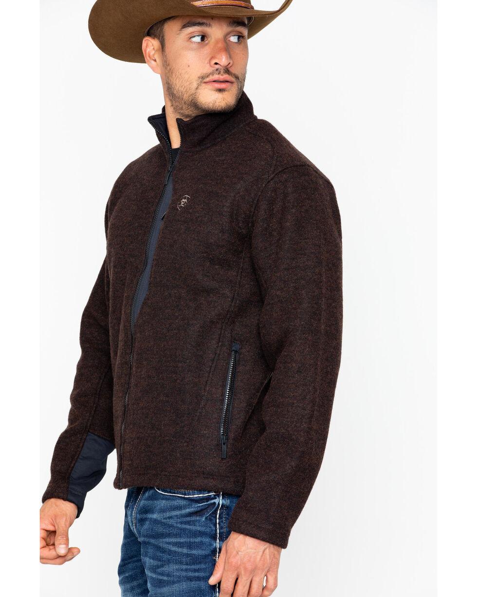 Ariat Men's Bowdrie Jacket, Brown, hi-res
