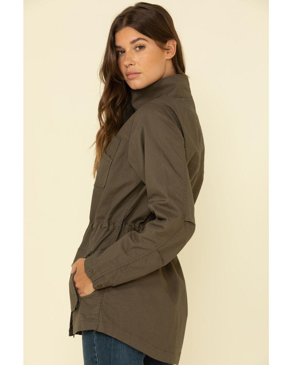 Carhartt Women's Smithville Jacket, Dark Brown, hi-res