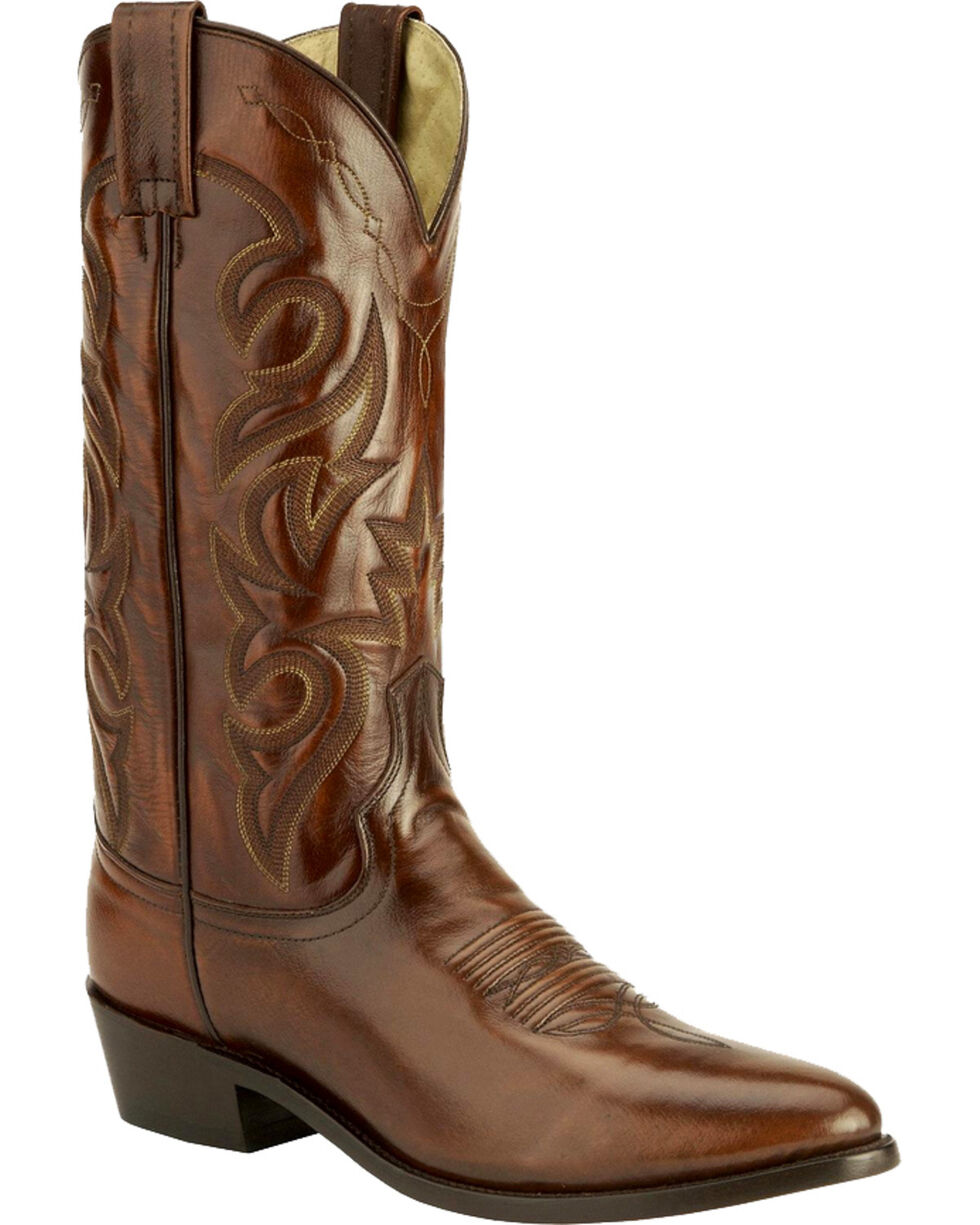 Dan Post Men's Milwaukee Western Boots, Tan, hi-res
