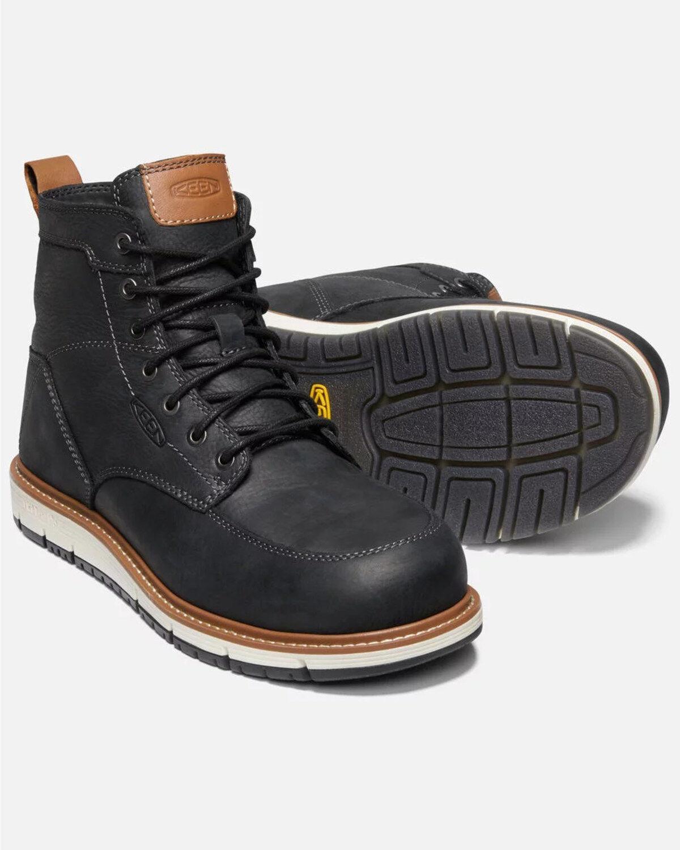 Keen Men's San Jose Work Boots