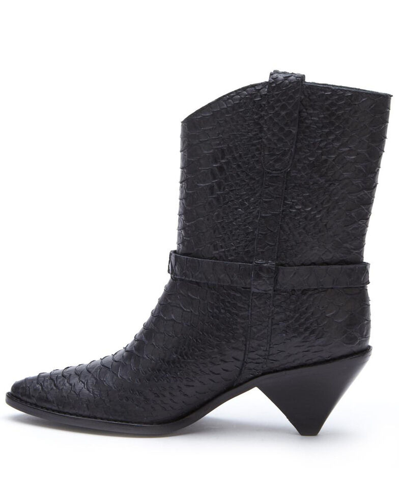 Matisse Women's Fair Lady Fashion Booties - Round Toe, Black, hi-res