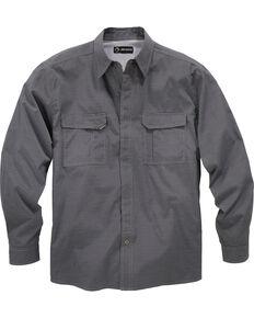 Dri Duck Men's Field Shirt - Big Sizes (3XL and 4XL), Black, hi-res