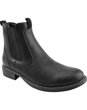 Eastland Men's Black Daily Double Jodhpur Boots , Black, hi-res