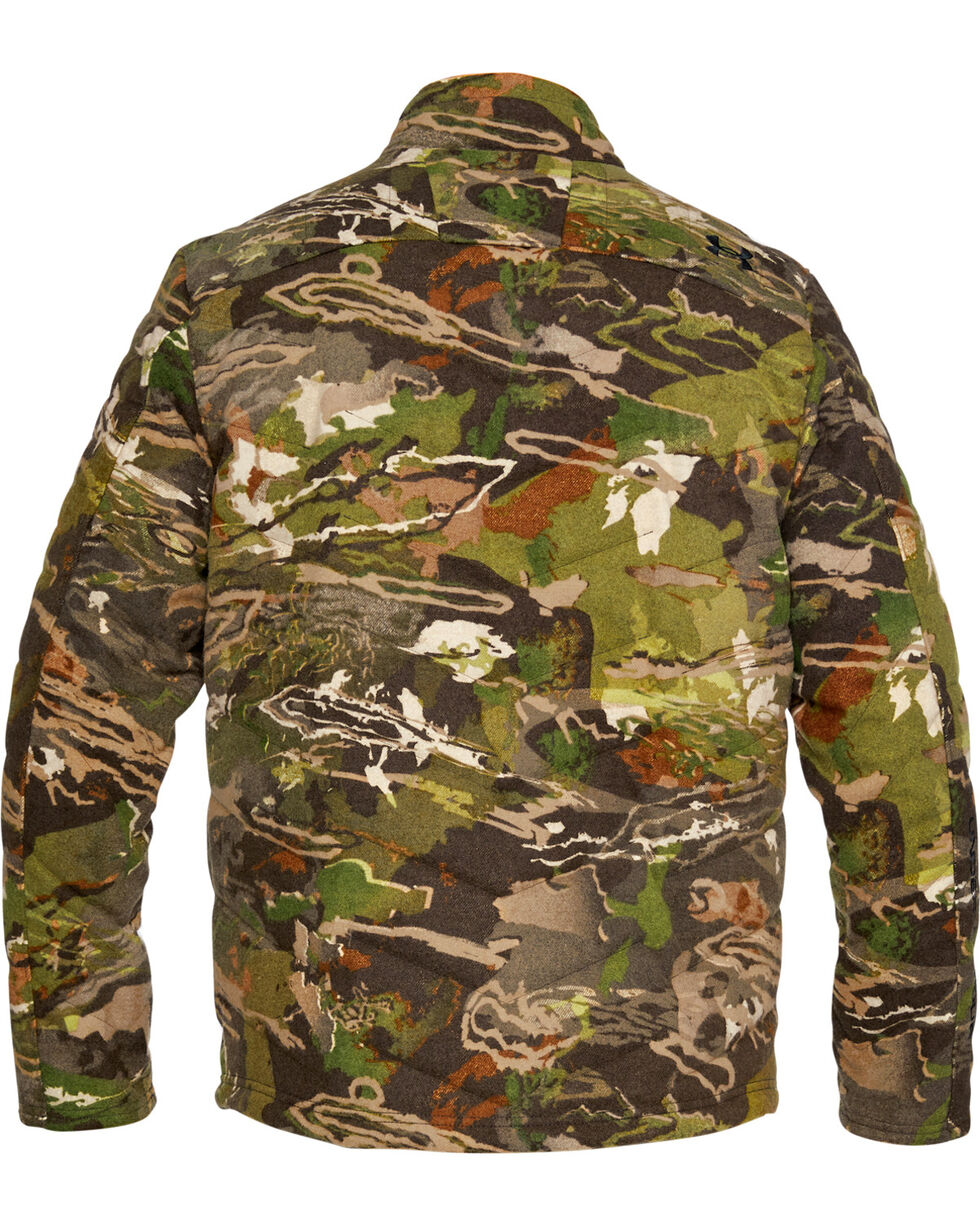 Under Armour Men's Stealth Extreme Wool Jacket, Camouflage, hi-res