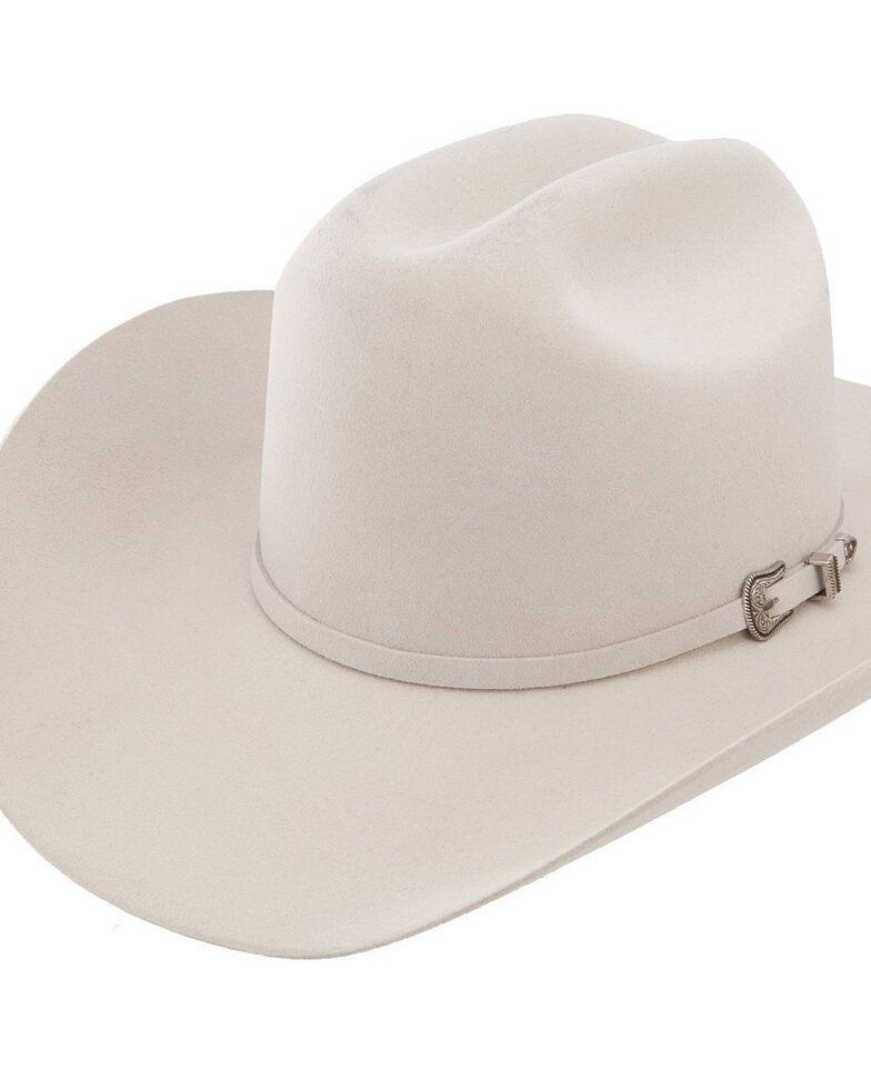 Resistol Challenger Fur Felt Hat, Silverbelly, hi-res