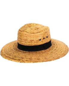 Peter Grimm Women's Natural Zenon Straw Hat , Natural, hi-res