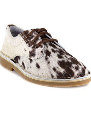 Uwezo Men's Cowhide Oxfords, Multi, hi-res