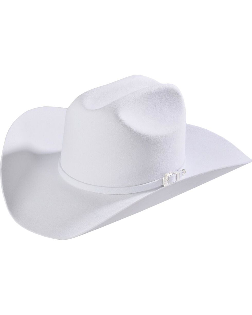 Bailey 4X Lightning Wool Felt Cowboy Hat, White, hi-res