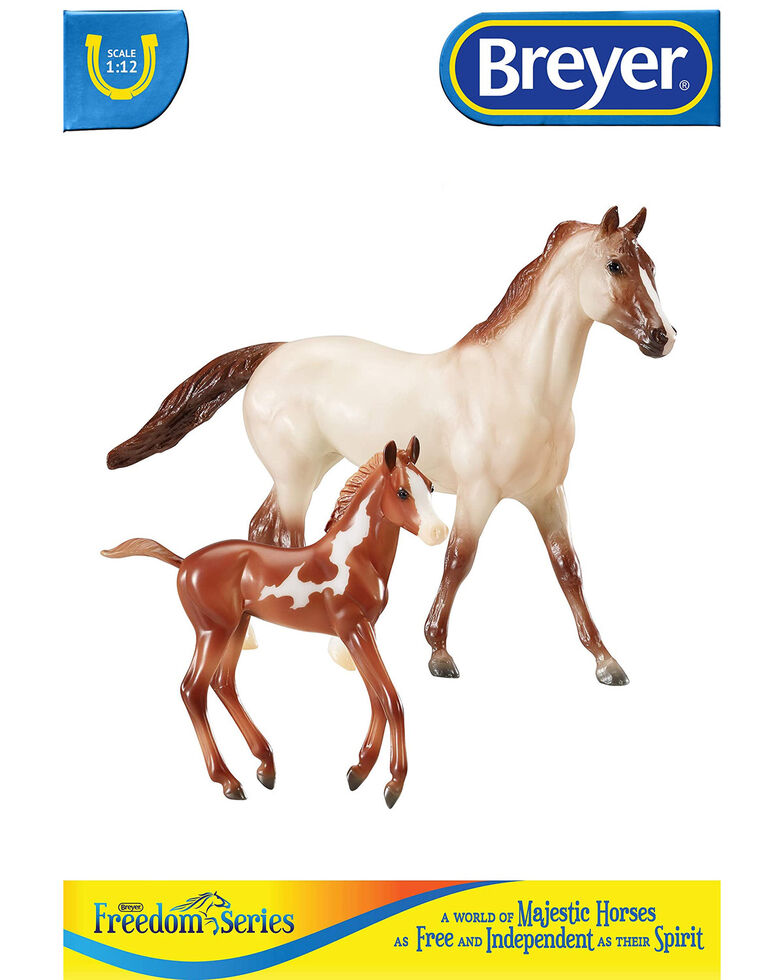 Breyer Running Wild Horses, No Color, hi-res
