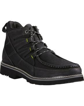 Ariat Men's Exhibitor Moc Toe Shoes, , hi-res
