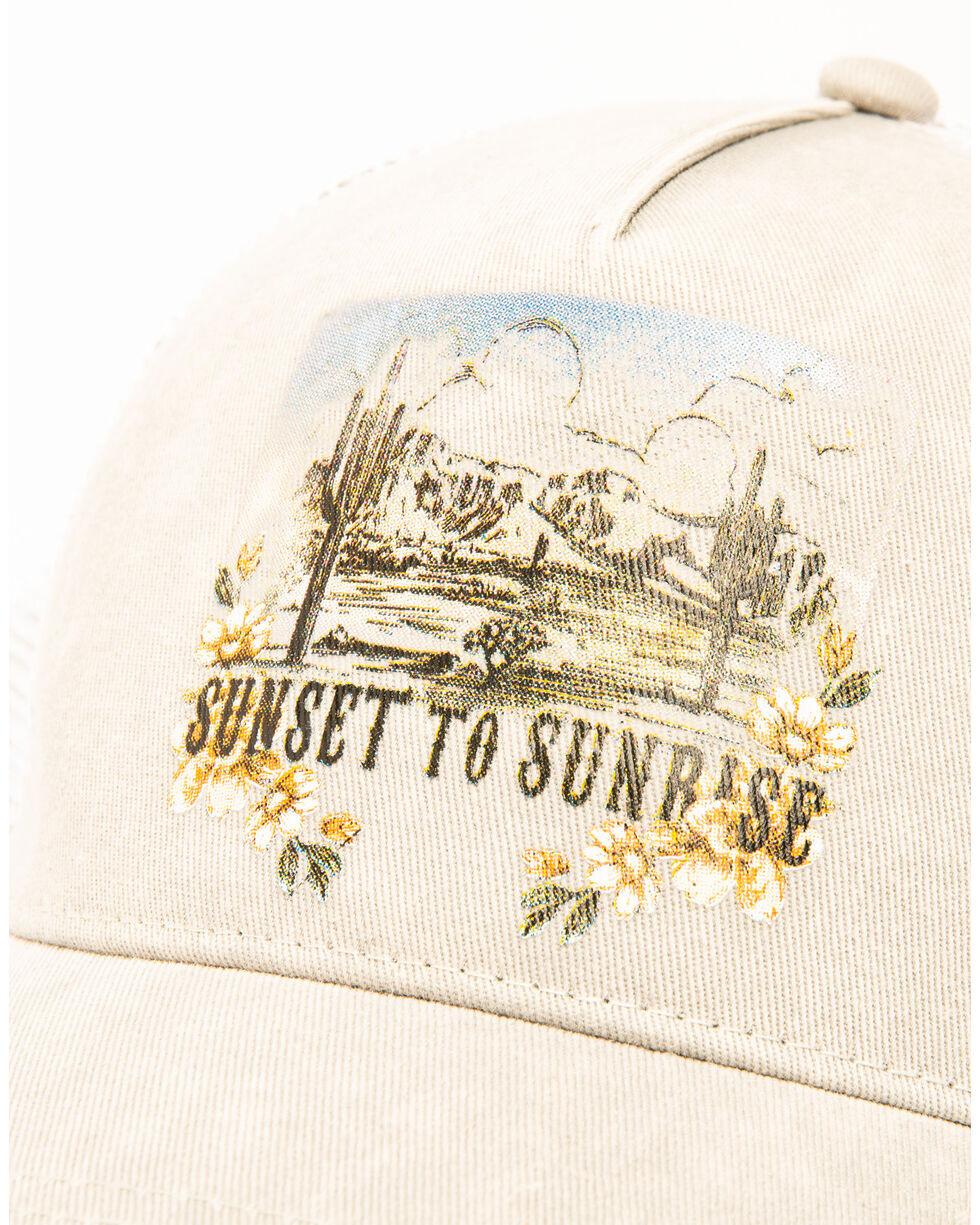 Shyanne Women's Sunset to Sunrise Cap, Grey, hi-res