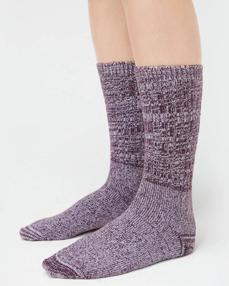 Ugg Womens Slouch Knit Crew Socks Boot Barn