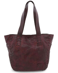 Bed Stu Women's Merlot Stevie Handbag, Burgundy, hi-res