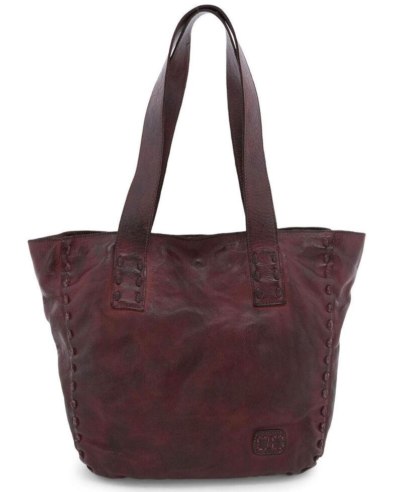 Bed Stu Women's Merlot Stevie Handbag, Burgundy, hi-res
