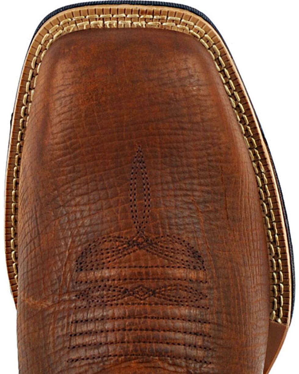 Cinch Men's WRX Flame Resistant Work Boots, Rust Copper, hi-res