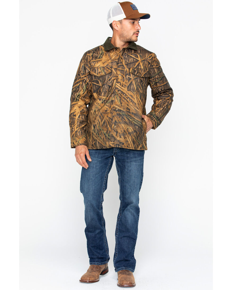 Filson x Mossy Oak Insulated Jac-Shirt, Camouflage, hi-res