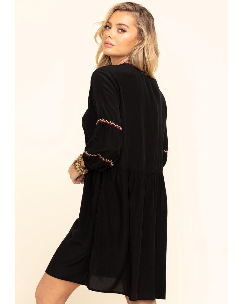 Johnny Was Women's Black Karina Paris Dress, Black, hi-res