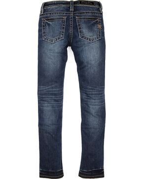 Miss Me Girls' Thrill Rider Skinny Jeans, Denim, hi-res