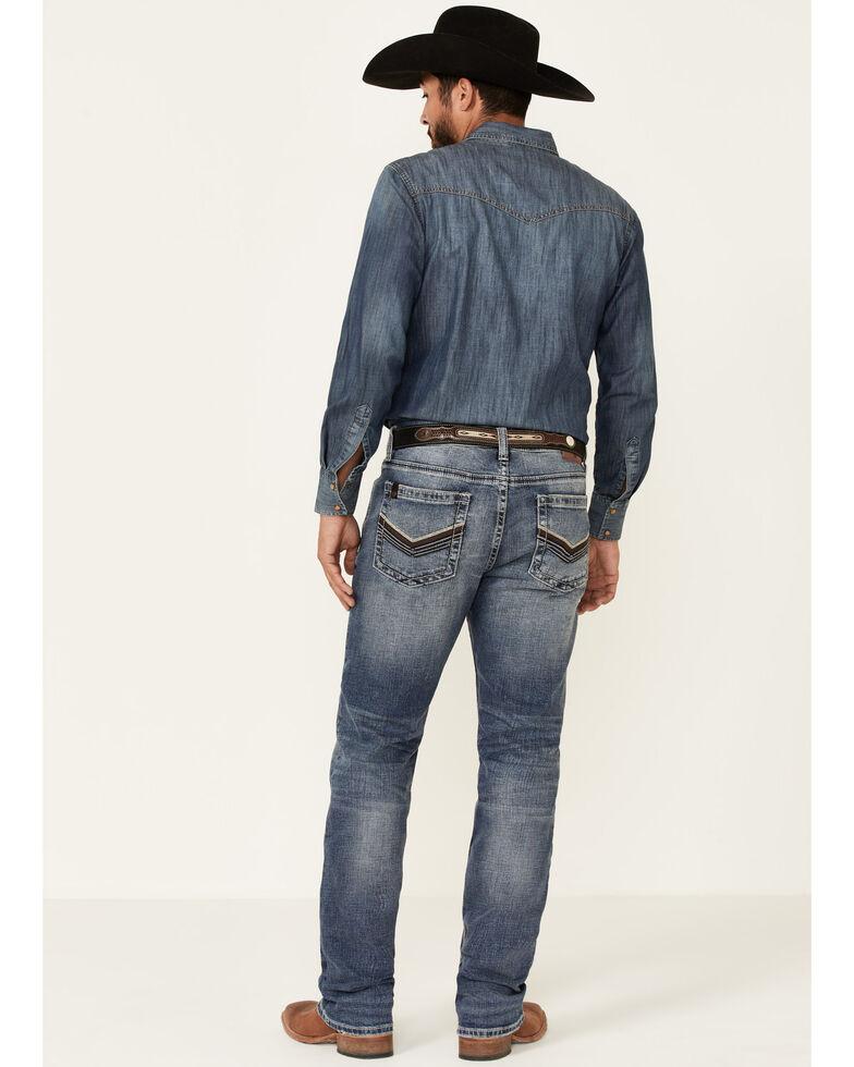 Cody James Core Men's Buster Stretch Medium Wash Slim Straight Jeans , Blue, hi-res