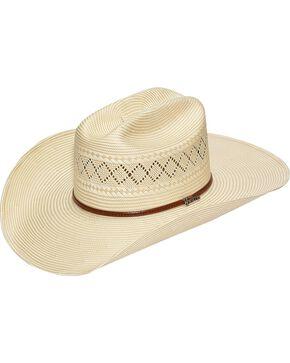 Twister 10X Shantung Straw Cowboy Hat, Natural, hi-res