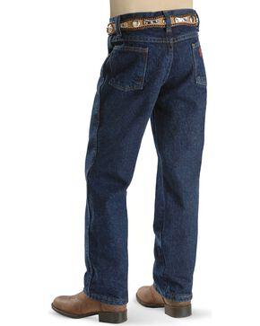 Wrangler Boys' 20X Original Fit Jeans  Size 1T-7, Indigo, hi-res