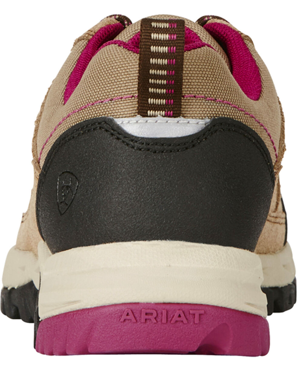 Ariat Women's Skyline Hiking Shoes, Tan, hi-res