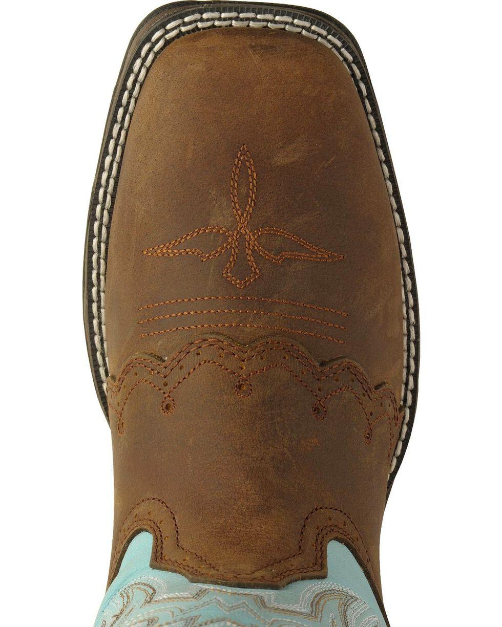 Durango Women's Flirt Western Boots, Bay Apache, hi-res